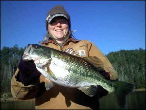 Sc Fishing Charters From Greenville To Lake Jocassee Up