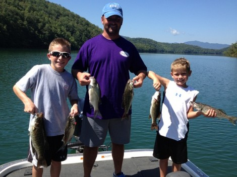Asheville nc fishing charters guides outfitters for Fishing in asheville nc