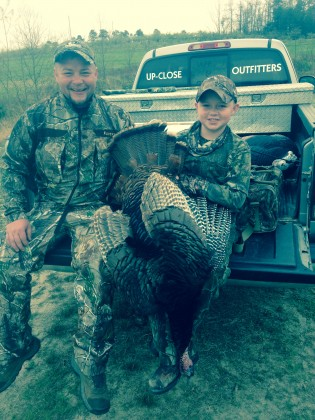 Youth turkey hunting in NC